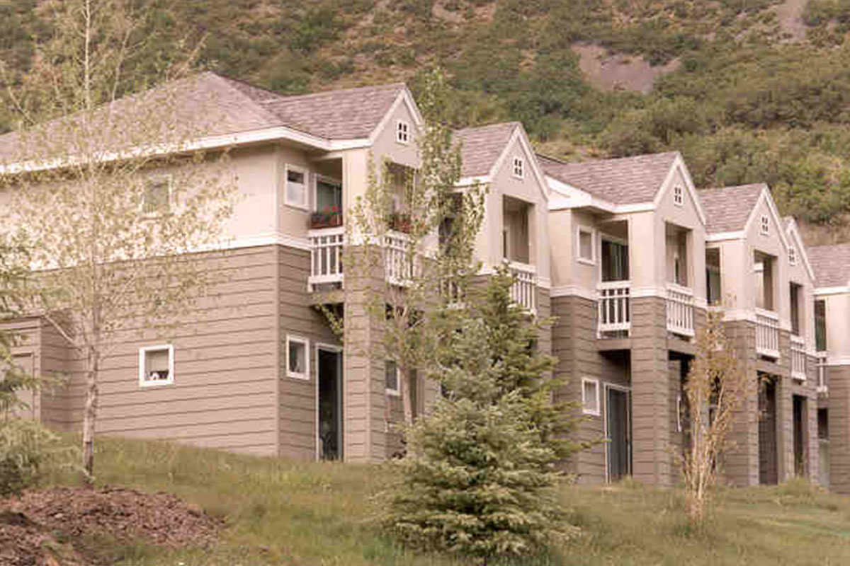 Mountain View Employee Housing